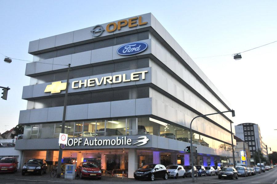 Opel Kropf Nürnberg